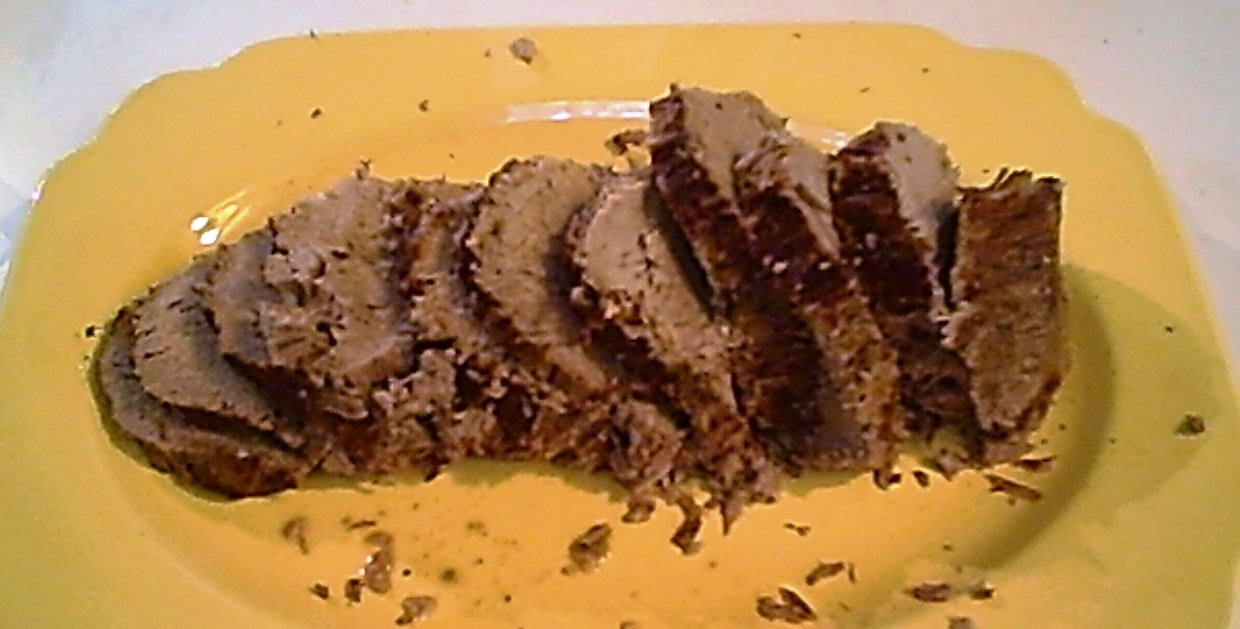 Gluten-Free Beef Round Eye Roast, Hot from the Oven and Ready to Eat