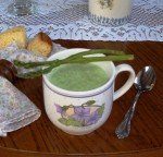 Gluten-Free Cream of Asparagus Soup