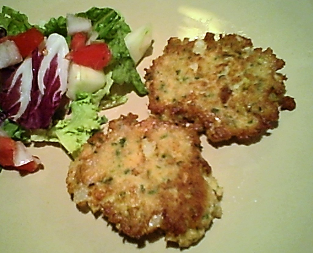 Salmon Croquettes - Gluten-Free and Almost Like My Mom's