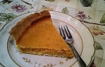 Gluten-Free Pumpkin Pie with Agave