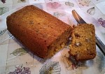 Pumpkin Bread with Honey & Maple