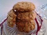 Gluten-Free Oatmeal Spice Cookies with Dates & Pecans