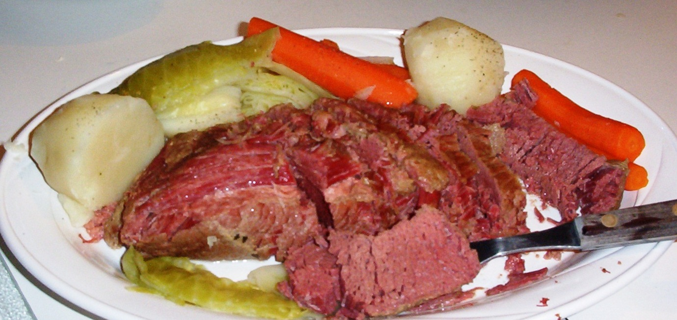 Slow-Cooked Corned Beef Dinner – That's Gluten-Free As Easy As It Gets!