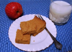 Butterscotch Bars -- Gluten-Free