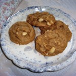 Peanut Butter Cookies with Cashews Gluten-Free