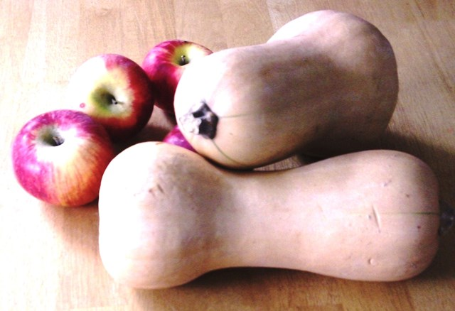 Butternut Squash and Apples Are Naturally Gluten-Free Whole Foods