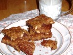 Gluten-Free Chocolate Chip Almond Bars