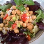 Gluten-Free Bean Salad with Dijon Dressing