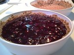 Gluten-Free Blueberry Pie with Cornstarch & Agave