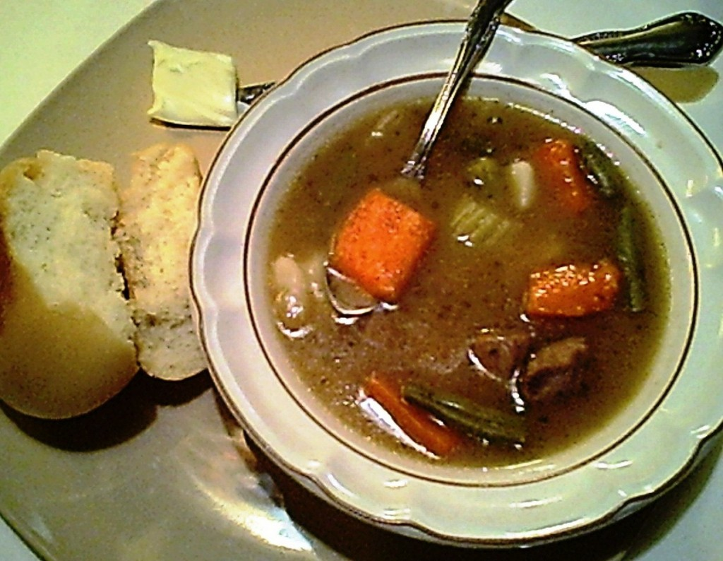 Gluten-Free Classic Beef Stew from the Crockpot