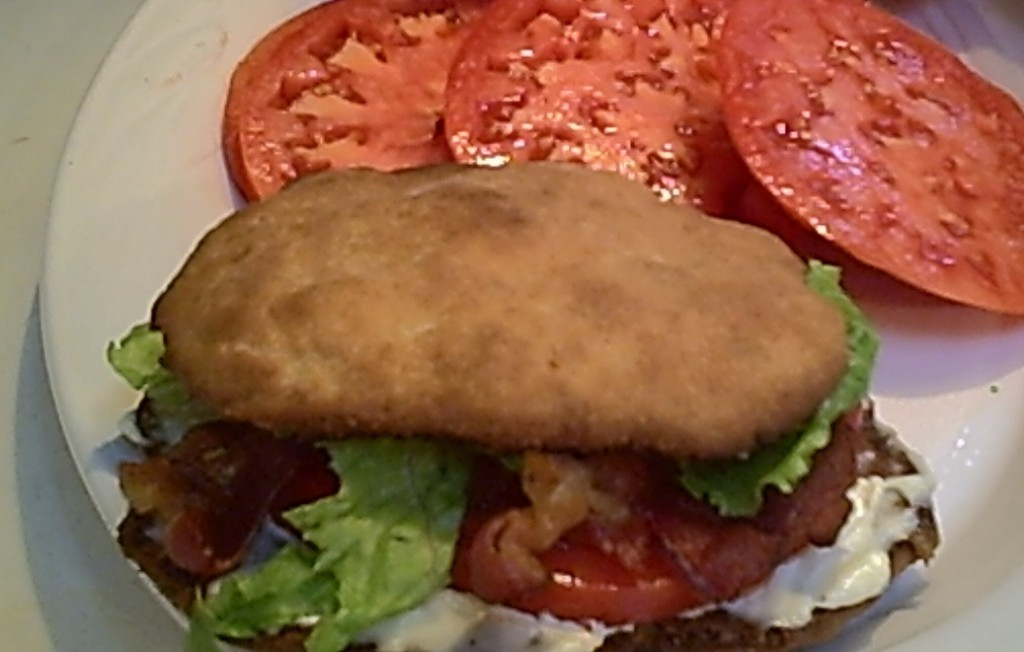 Gluten-Free BLT - Bacon, Lettuce and Tomato