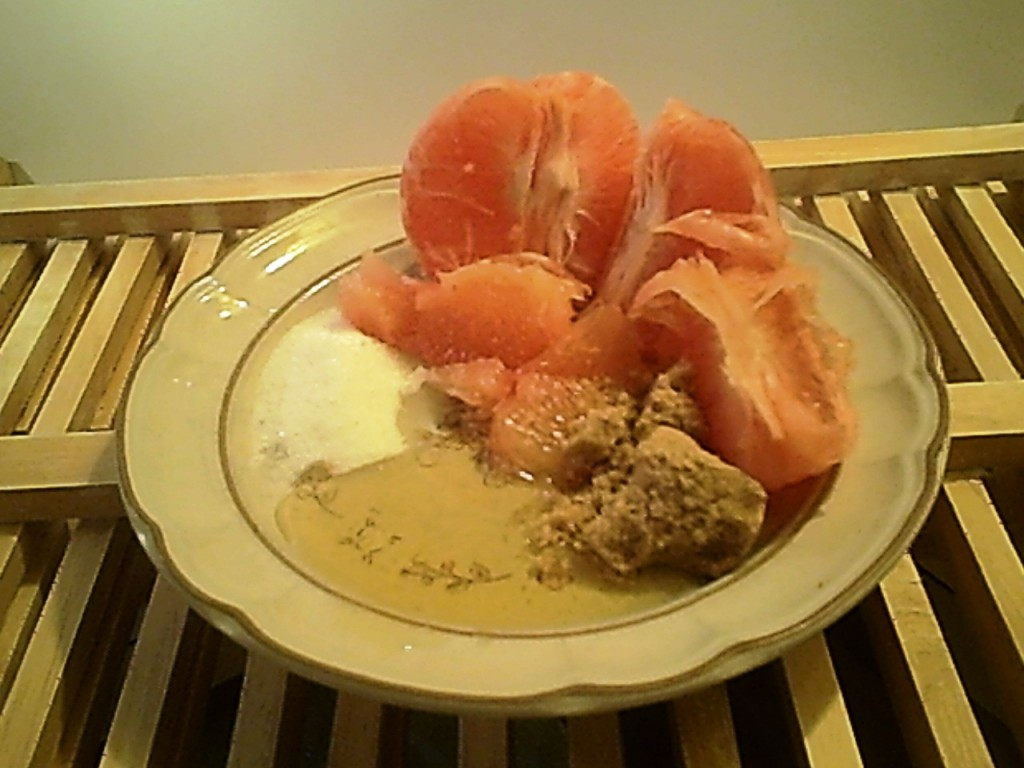 Sweet and Sour Grapefruit