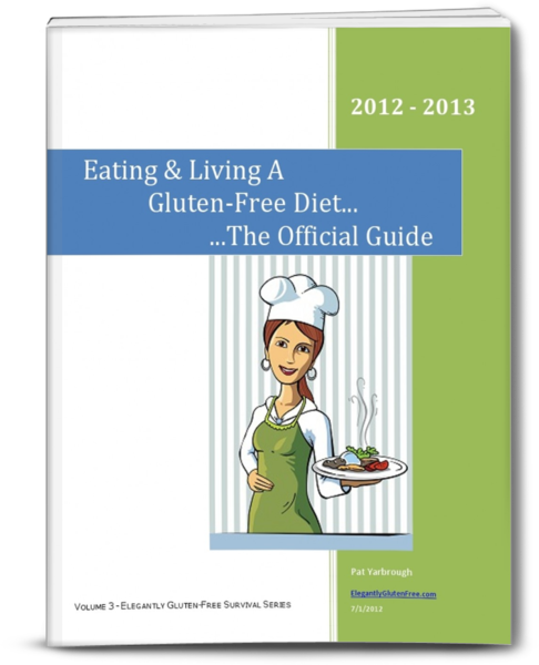 Eating & Living A Gluten-Free Diet - 002