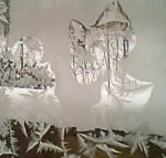 Icy Kitchen Window Inspires Soup
