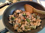 Gluten-Free Diet Menu Plan for the Week of February 10, 2013 Features Chicken Stir-Fry with Celery, Onion & Broccoli