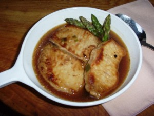 Braised Pork Loin with Green Onion (Gluten-Free and Paleo)