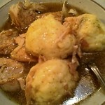 Chicken and Dumplings with G-F Bisquick®