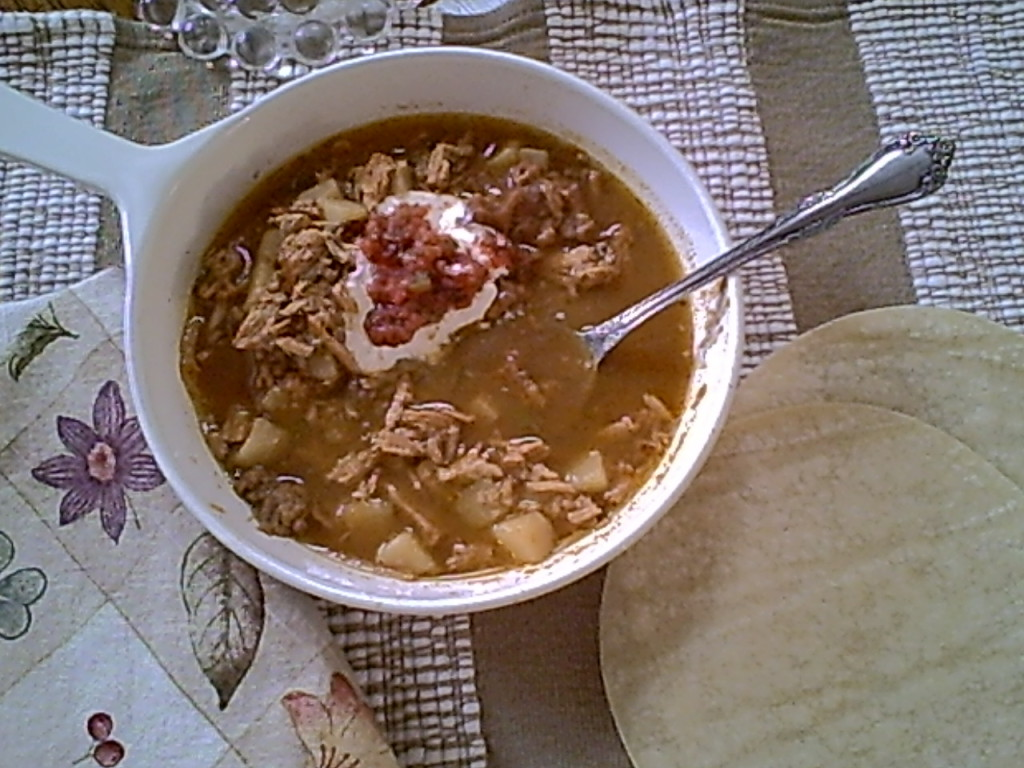 Gluten-Free Diet Menu Plan for the Week of June 16, 2013 - Includes Green Chili Pulled Pork