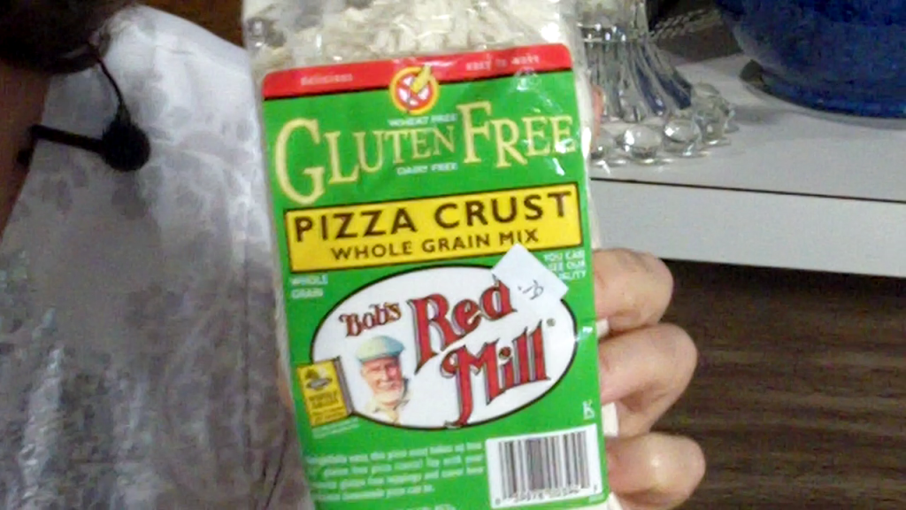 Bob's Red Mill Gluten-Free Pizza Crust