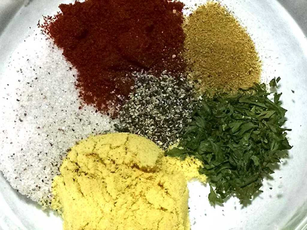 Gluten-Free Spices for Roasted Chicken