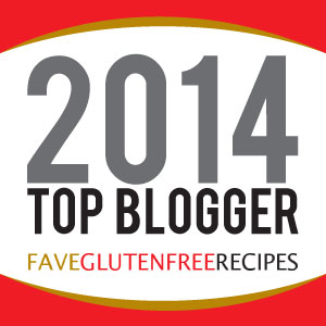 A Top 100 Recipe 2014 Badge