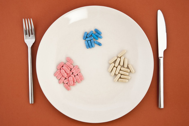 Meal Course of Supplement Pills
